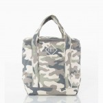Camo Lunch Tote Cooler