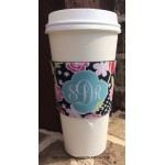 Coffee Koozie - Blossomy