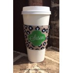 Coffee Koozie - Leopard