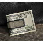 Sporty Fit Stainless Steel Money Clip