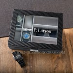 Personalized Watch and Sunglasses Box