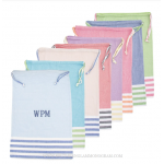 Color Block Laundry Bag