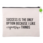Expensive Things Zip Pouch