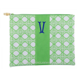 Green Bamboo Pouch