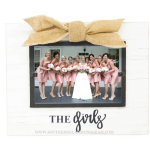 The Girls Bridal Party Frame