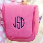 Hanging Cosmetic Bag - PInk