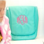 Hanging Cosmetic Bag- Mint