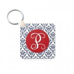 Bag Tag - Damask