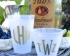 Shatterproof Frosted Cups